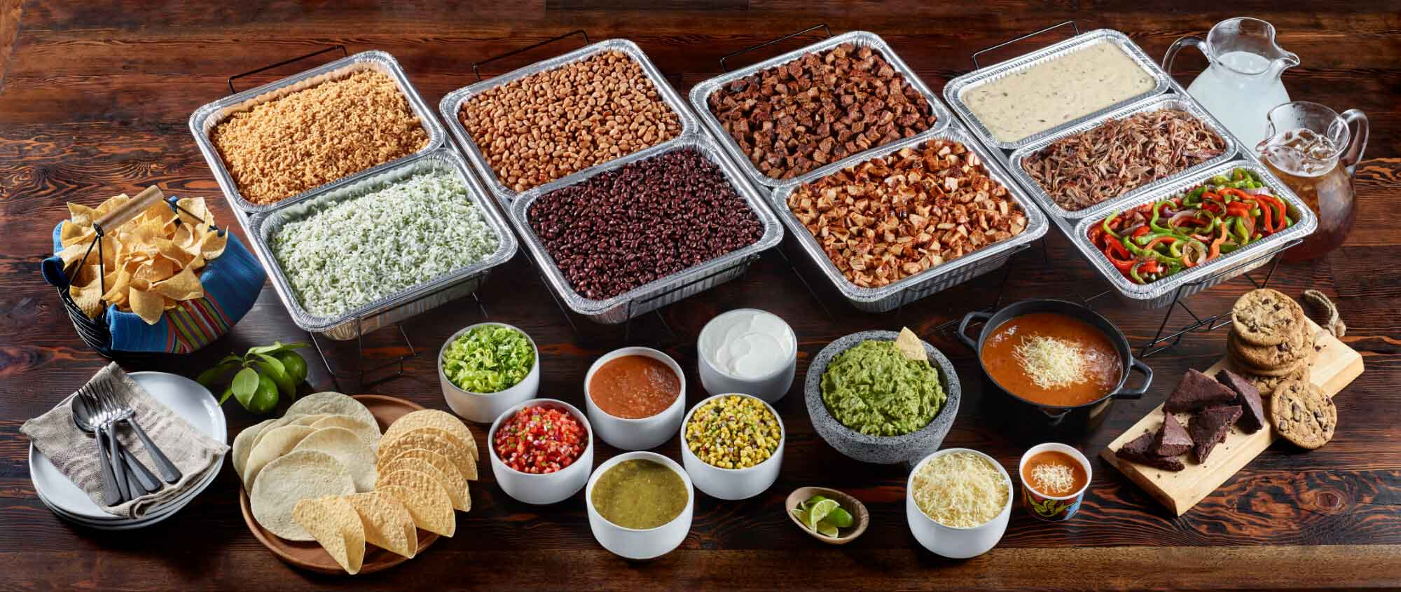 Qdoba Mexican Food Catering in Cincinnati, OH