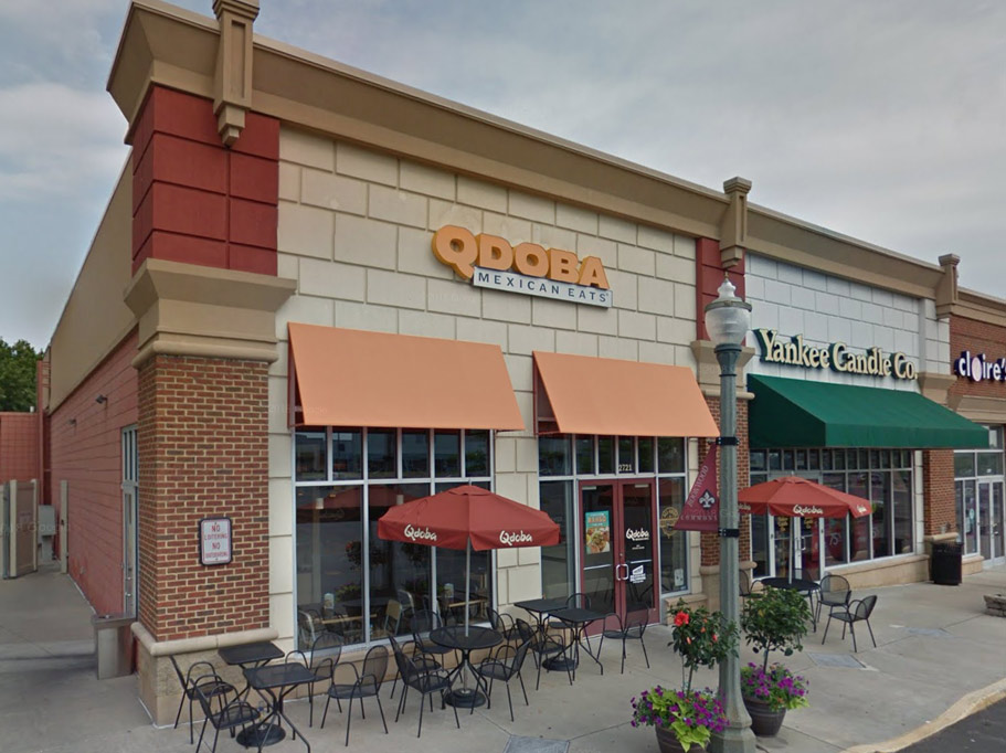 Qdoba Rookwood Commons, OH