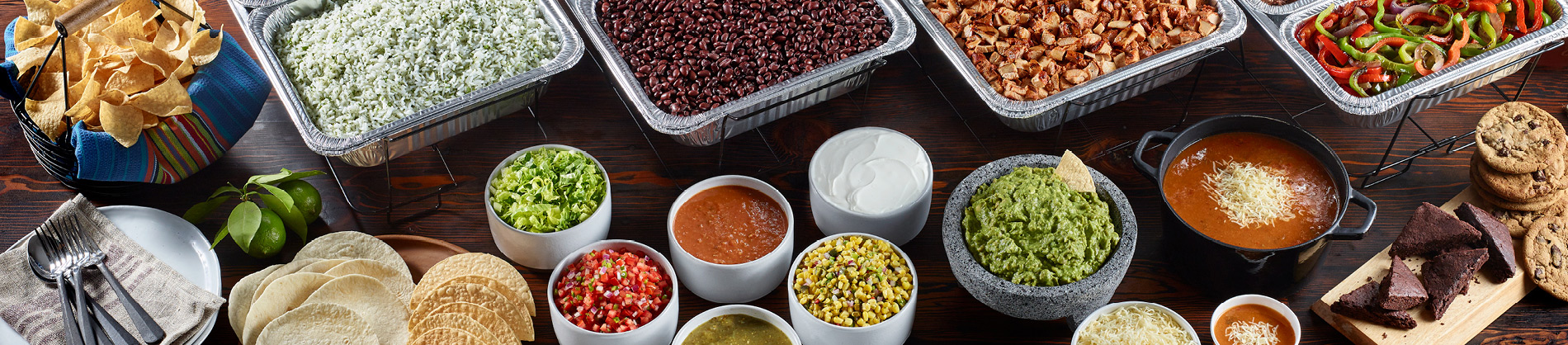Cater Your Corporate Event or Party with Fresh and Affordable Mexican Food from Qdoba Cincinnati